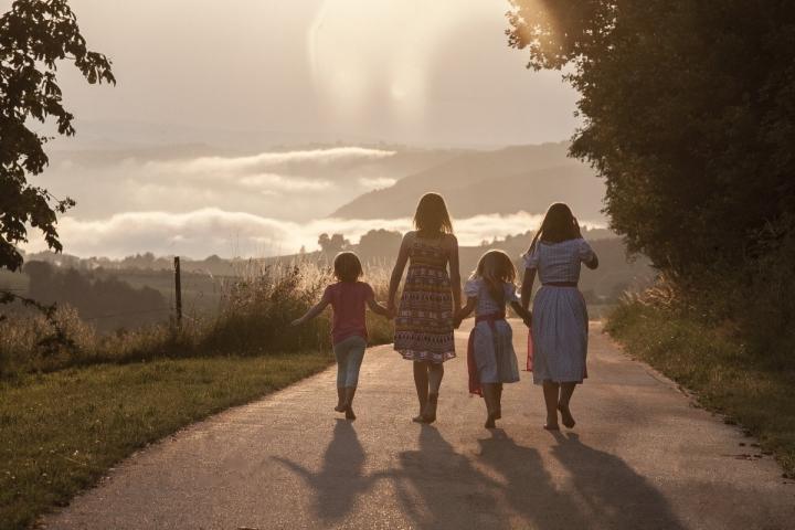 Urlaub mit Kindern auf dem Riedlerhof