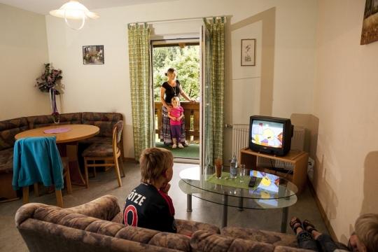Komfortable Ferienwohnung mit Küchenzeile