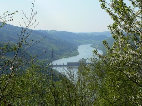 Naturschutzgebiet Donauleite von Passau bis Jochenstein