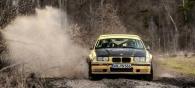 Niko Stiefel / Brack BMW E36 M3 Siedways Motorsport