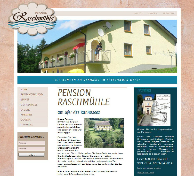 Pension Raschmühle