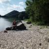 Angeln in der Donau
